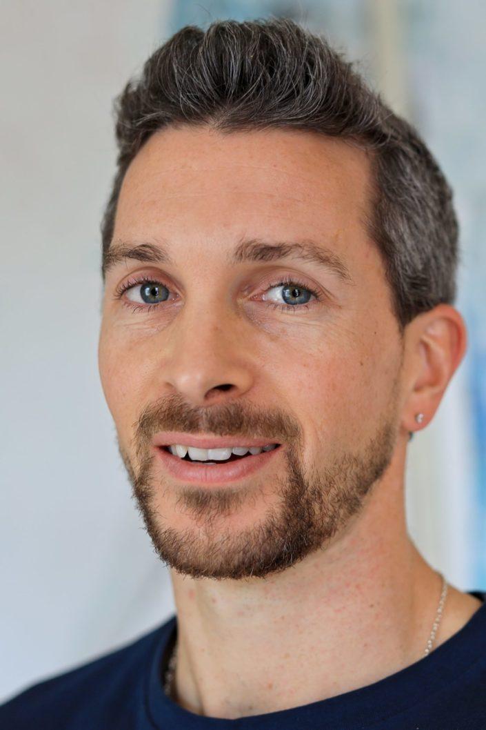 Portrait Professionnel à Lyon d'un coach sportif pour le journal l'Equipe